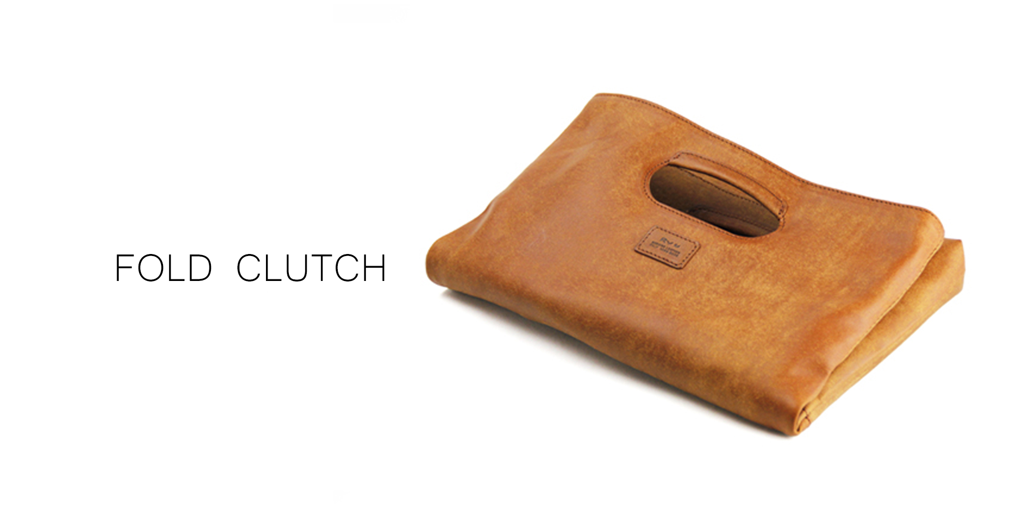 Pick Up / Ryu FOLD CLUTCH BAG