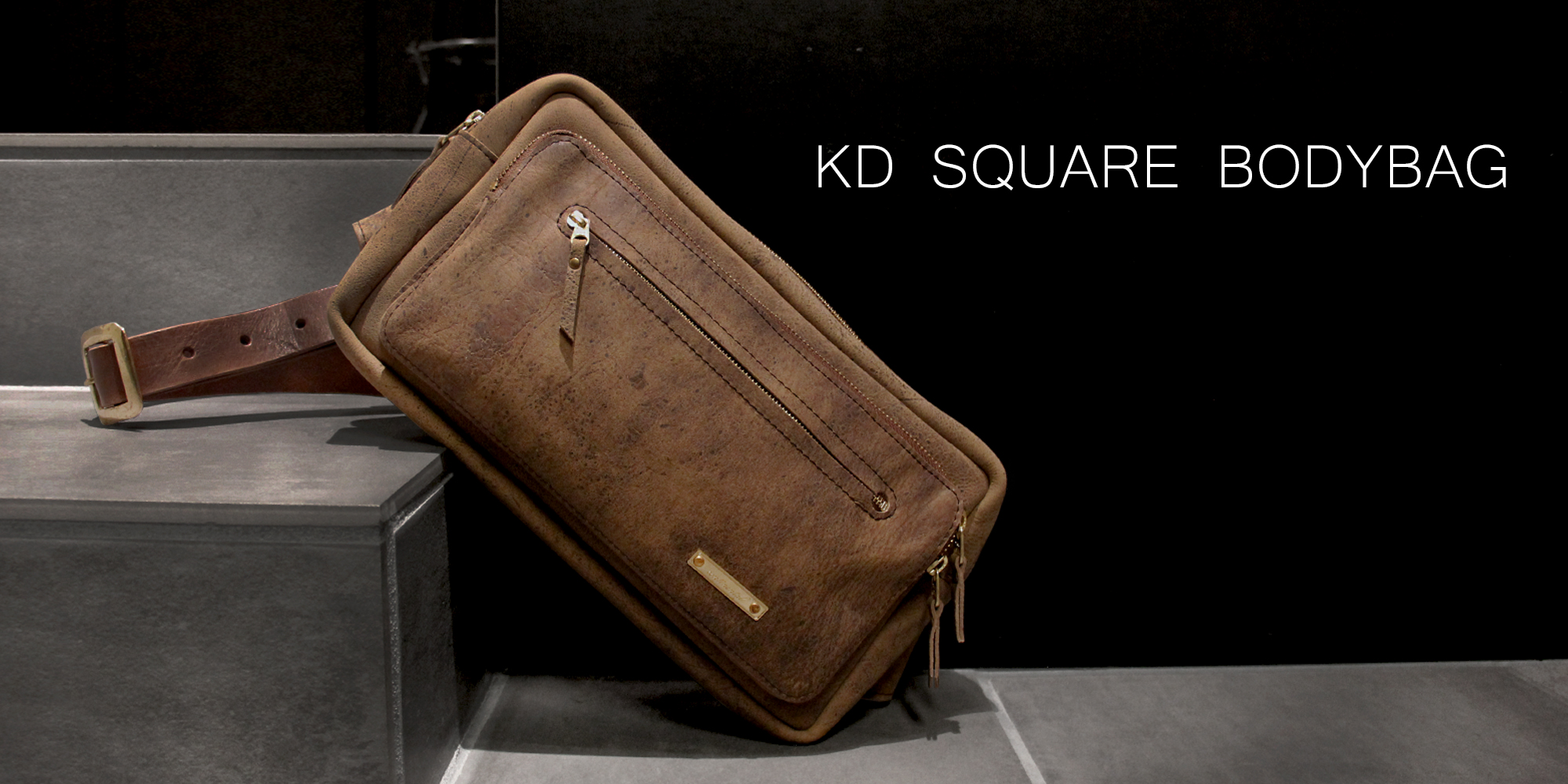 continental Kudu SQUARE BODYBAG