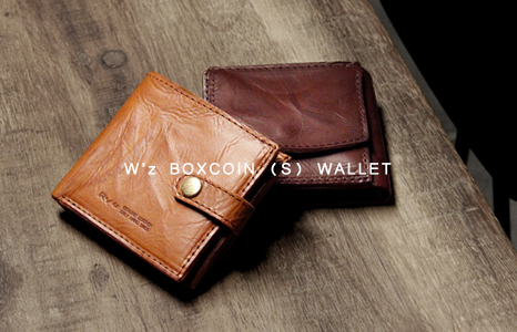 Pick Up / WZ LEATHER-WzBOXCOIN(S)